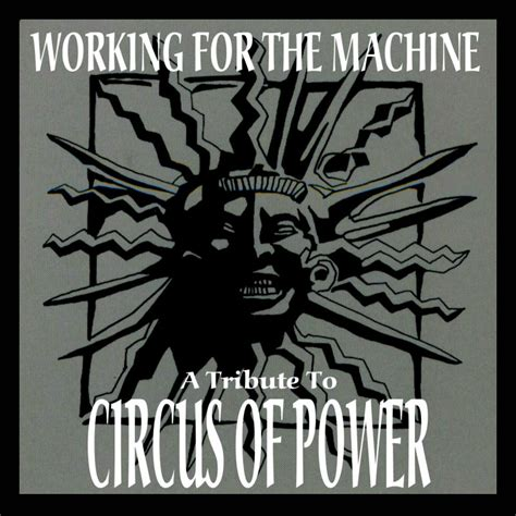 Tshirt The Face08 circus of power news