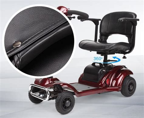 motorized scooters for disabled elders 4 wheel electric scooter electric motorized