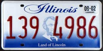 What To Do With License Plates When Selling A Car In Illinois Illinois Y2k