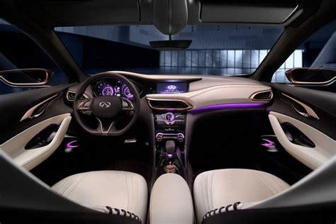infiniti qx30 interior 2017 infiniti qx30 redesign specs price release date