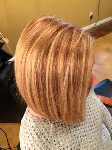 hairtwist: blonde highlights on natural copper hair | hair