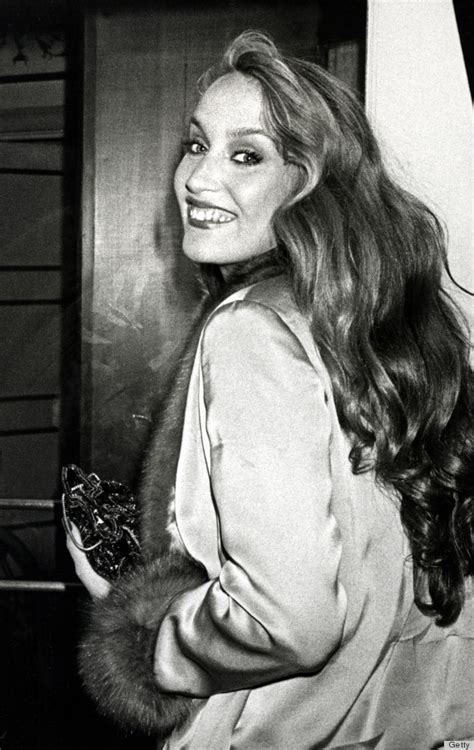 jerry hall model reality television star film actress usa fashion music news 1970s hair icons that will make