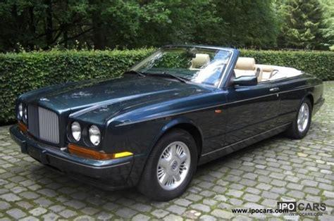 1997 Bentley Azure Car Photo And Specs