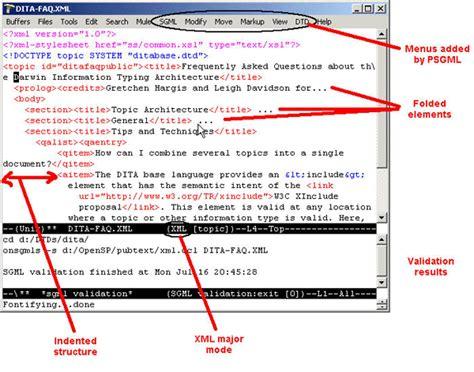 open xml tutorial pdf emacs editor tutorial pdf