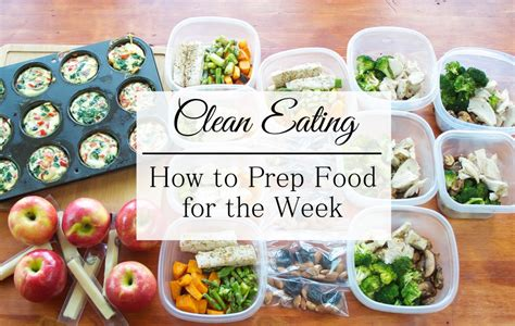 simplify your life with meal prepping national independent health club association