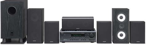 onkyo ht s770 6 1 channel home theater audio system at
