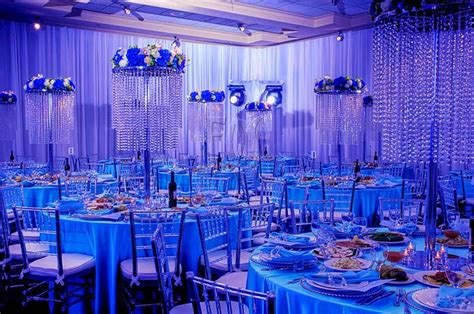 blue and white wedding theme http refreshrose
