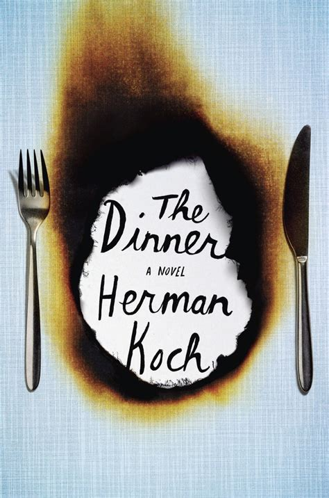 best book covers of 2013 post bookpage - The Dinner Book