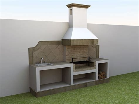 mas de  ideas increibles sobre asadores  jardin en pinterest asadores de patio asadores