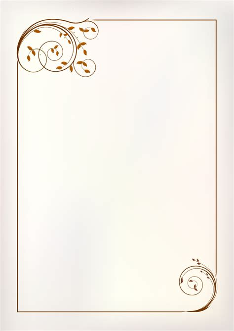 ornaments frames simple ornament frame vector material 01 ramki