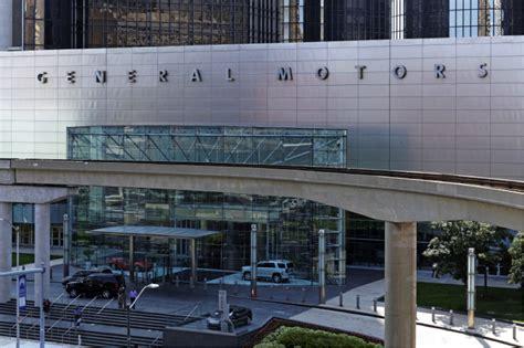 general motors headquarters general motors collaborates with isuzu to build new mid