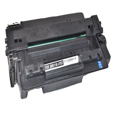Toner Q6511a hp q6511a black laser toner cartridge colortonerexpert