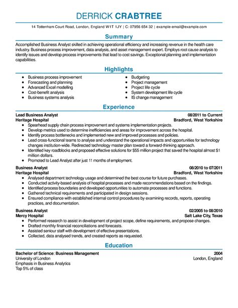 Example Of Resume by Free Resume Examples Amp Samples For All Jobseekers Livecareer