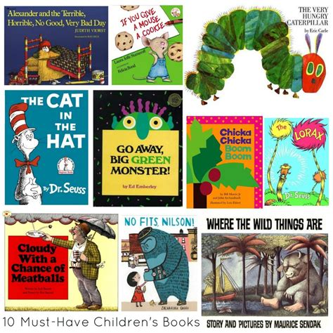 popular children picture books top 10 must children s books followitfindit
