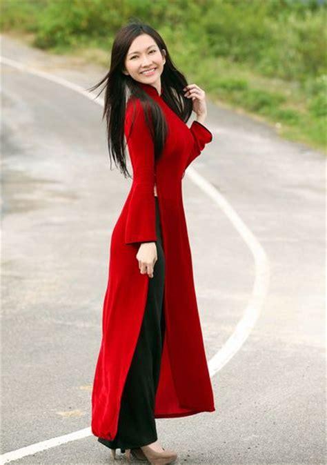 Dress Pink Biru Onde B022 ao dai 193 o d 224 i die traditionelle kleidung