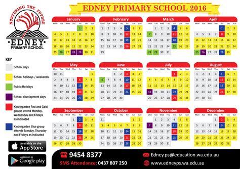 Design School Calendar   bold modern education calendar design for a company by