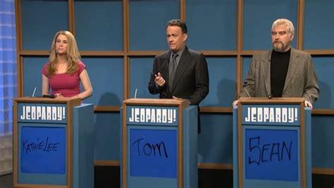 first celebrity jeopardy snl snl version of celebrity jeopardy