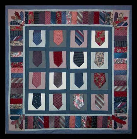 Necktie Quilt Pattern Free by Necktie Quilt Quilt Ideas