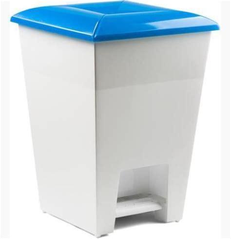 bathroom laundry bins 16l litre plastic pedal bin pvc laundry waste rubbish