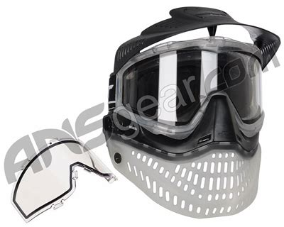 Visor Cs1 Smoke By Store89 jt proflex thermal paintball mask 2 0 limited edition