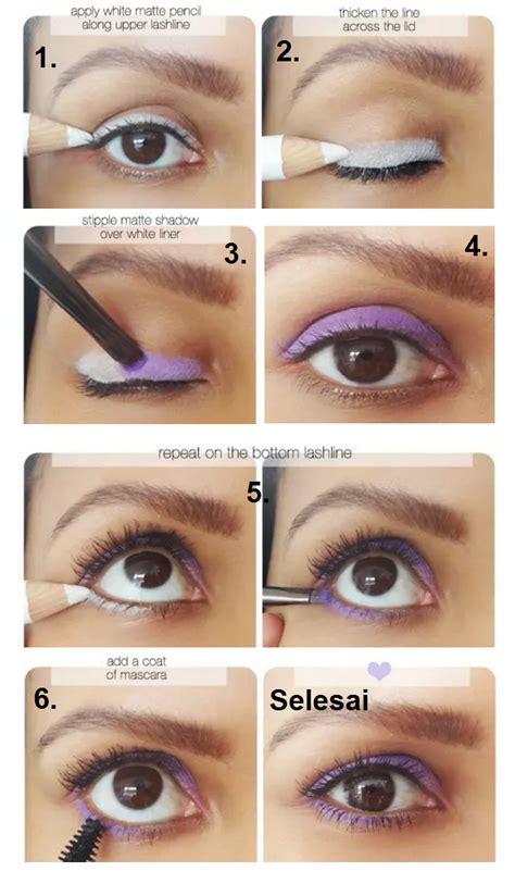 Palet Eyeshadow Warna Matte inspirasee tips unik dan lengkap mengaplikasikan eyeshadow