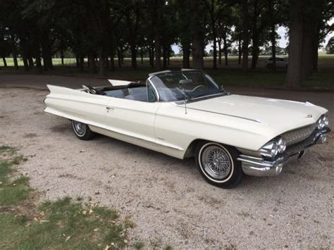 1961 Cadillac Convertible For Sale by 1961 Cadillac Coupe Convertible For Sale Photos