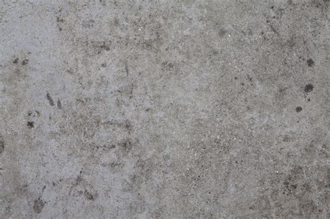 smooth metal floor texture and concrete wall smooth pillar texture