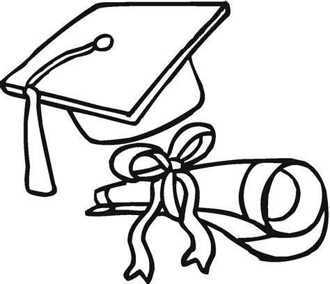 coloring page graduation faa printables congratulations graduation coloring