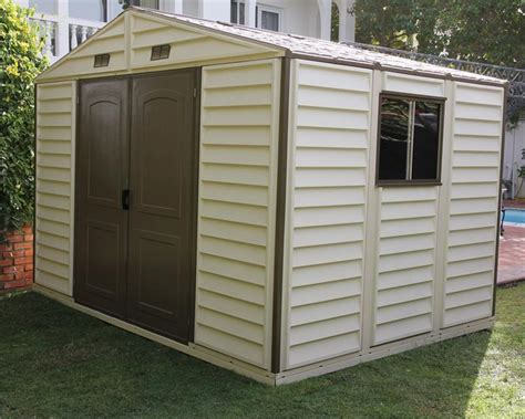 Vinyl Garden Sheds Free Shed Building Program