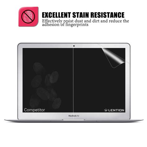 Screen Guard Macbook Air 11 Inchprotector Anti Glare Original clear high definition anti glare scratch resistant screen