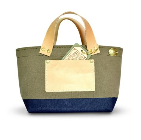 Palomino Calya Handbag Khaki the superior labor engineer bag khaki navy paint nomado store