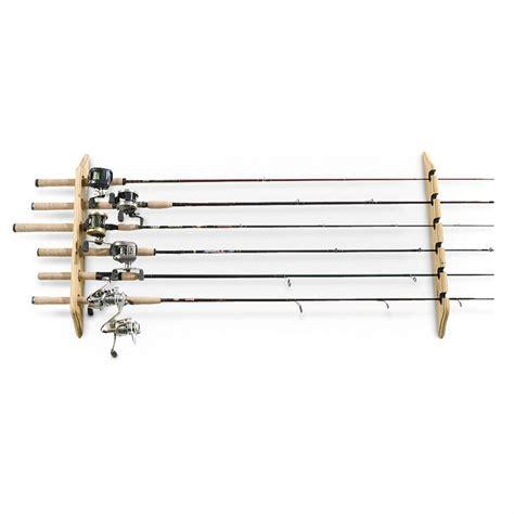 Fishing Rod Rack Horizontal horizontal rod rack 200569 fishing rod racks at