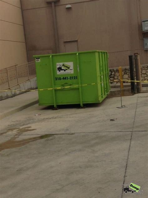 Bin There Dump That San Antonio Dumpster San Antonio
