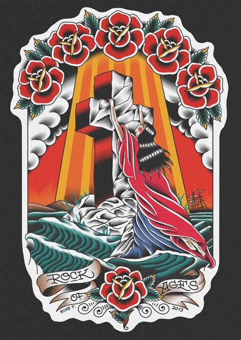 rock of ages tattoo 57 best rock of ages images on rock of ages