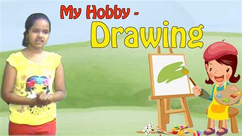 My Is My speech on my hobby
