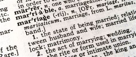 Outgrow marriage meaning in greek