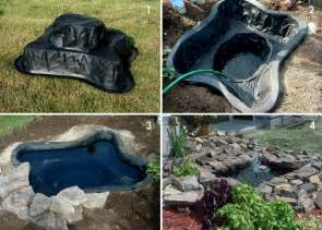 water gardens and garden pond kits for any level of water