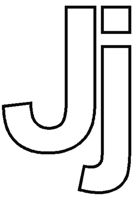 letter j coloring page detailed coloring pages j alphabet page of grig3 org