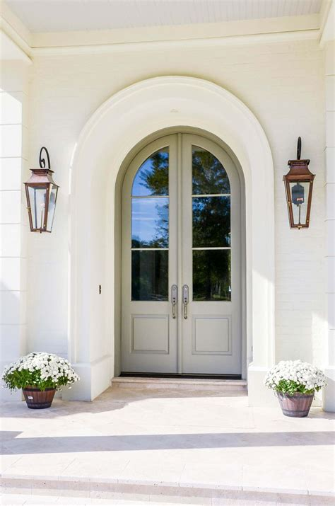 Arched Doors Exterior Best 25 Gas Lanterns Ideas On Gas Lights Hanging Lantern Lights And Exterior