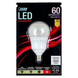 60 watt led light bulbs feit 60 watt a15 candelabra base led light bulb target