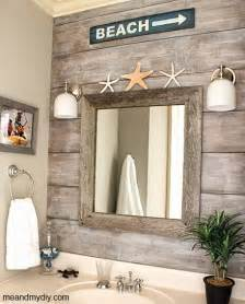 install an accent wall wood paneling ideas for coastal