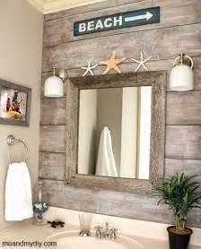 install an accent wall wood paneling ideas for coastal grey bathroom accent wall design decor photos