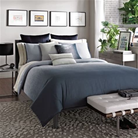 kenneth cole reaction bedding buy kenneth cole reaction home frost european pillow sham