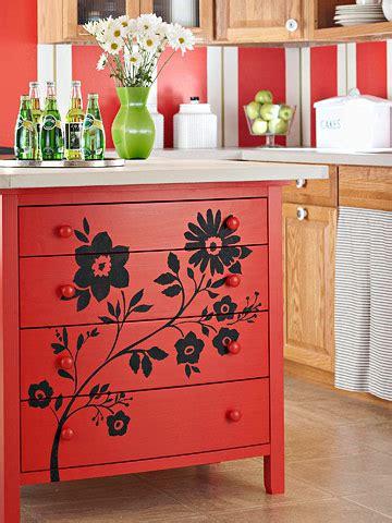 Painted Dressers Diy by Ninjadiva Diy Dresser Makeover Part 2