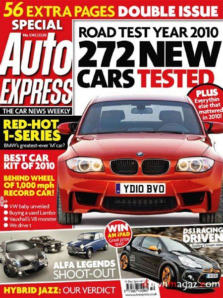 Auto Express   15 December 2010 » Download PDF magazines