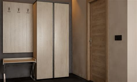 Sle Wardrobe by City Industry Lupus Furniture Manufacturer