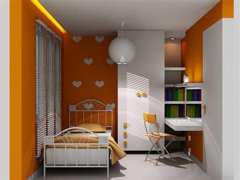 memilih warna cat kamar tidur dirumahkucom