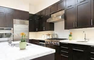 Kitchen With Dark Cabinets by Haminakintu Inspiring Kitchen Cabinetry Details To Add To