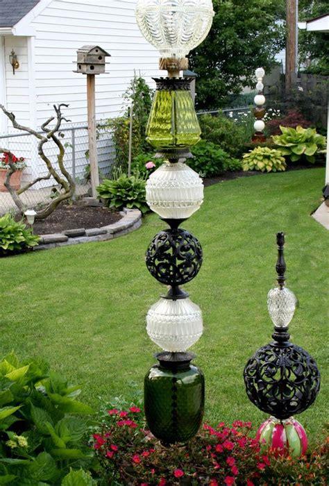 Gartendeko Glas