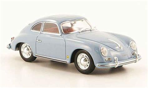 Die Cast 1 87 Porche 256b 1959 porsche 356 1959 a coupe gray blue minichs diecast